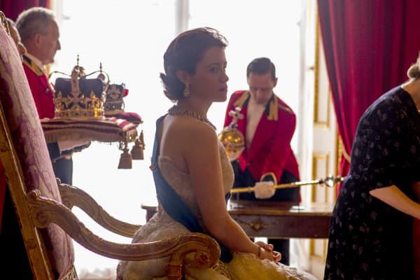 The Crown, Netflix original series