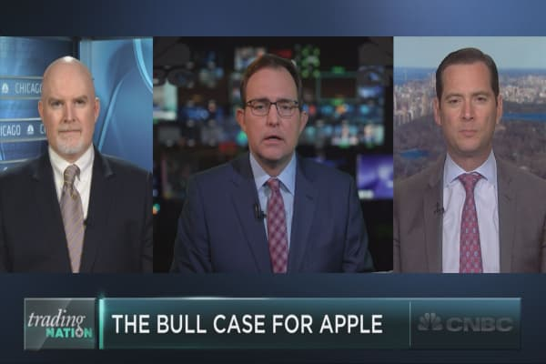 The bull case for Apple