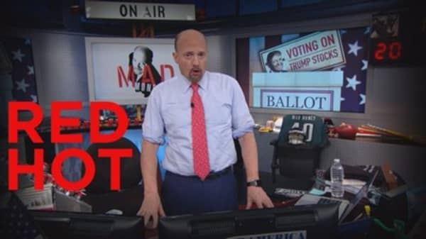 Cramer Remix: The dollar could get too hot as the economy warms up