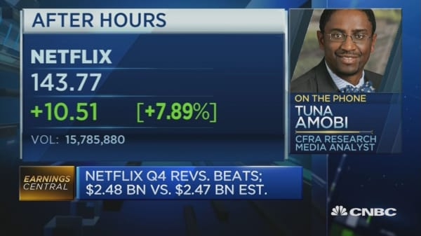 Netflix content investments paying off: Analyst