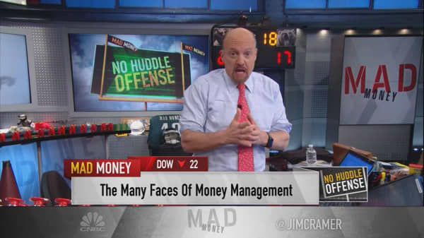 Cramer reveals the key hitting the jackpot on Bank of America