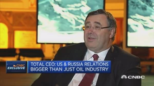 New US presidents always engage in positive dialogue with Russia: Total CEO
