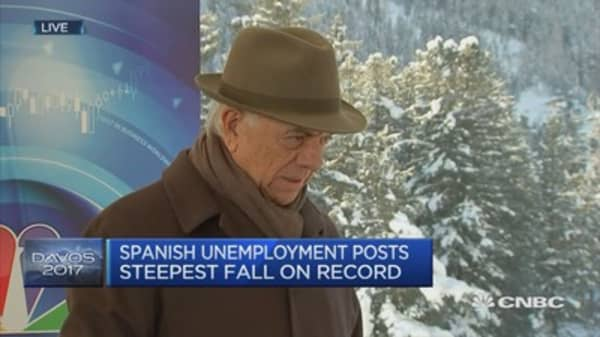 Spain is a source of stability in Europe: BBVA executive chairman