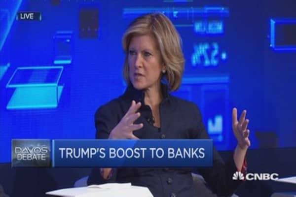 Trump's cabinet is a pendulum switch: JPMorgan Asset Management CEO