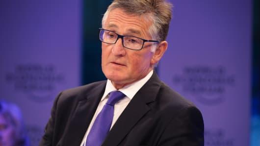 Philip J. Jennings, general secretary of UNI Global Union