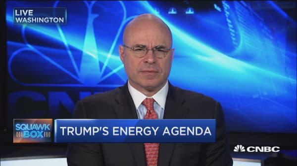 Trump's energy plans