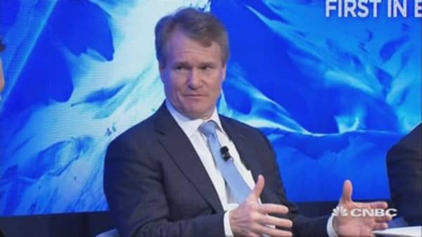 Bank of America's CEO worries about the real fallout of Brexit