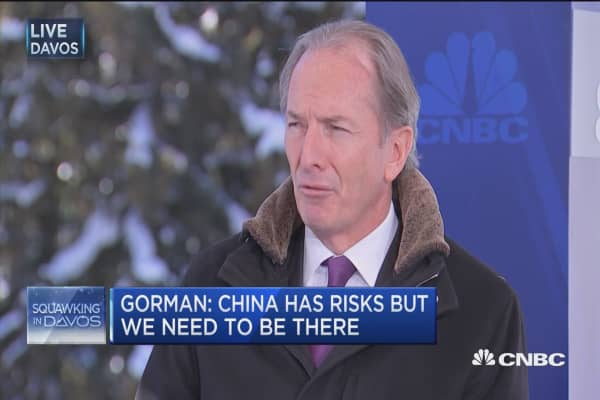 Morgan Stanley chief says don't scrap Dodd-Frank