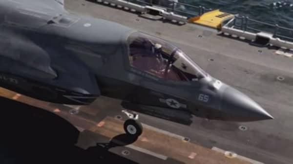 Lockheed Martin and Pentagon may seal $9B F-35 deal