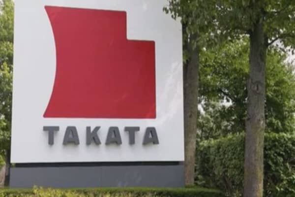 More than 652K cars involved in latest Takata air bag recall