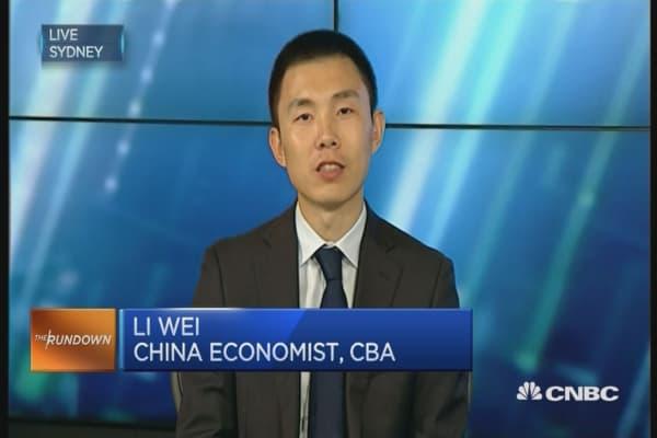China growth momentum has improved: Economist