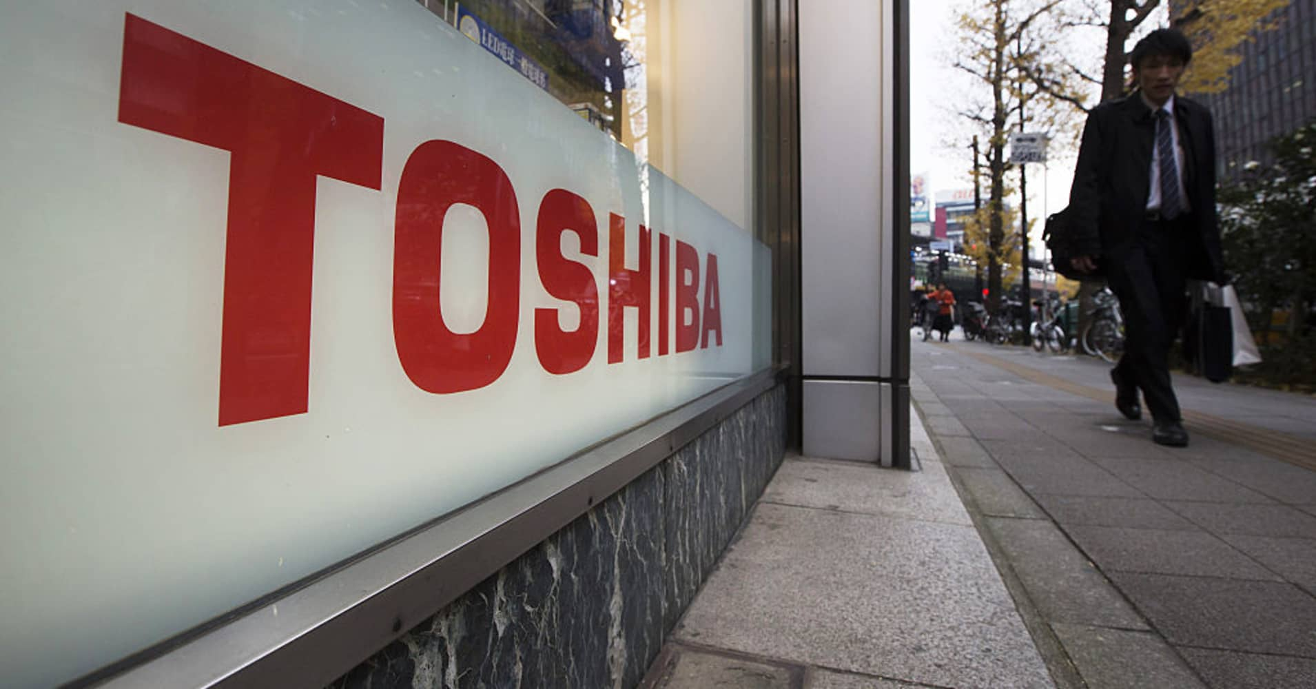 Toshiba Fired Westinghouse Chairman Two Days Before Bankruptcy Filing