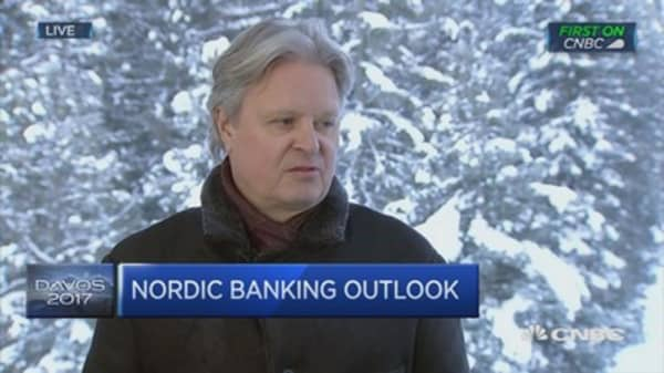Consumers remain most important: Nordea Bank CEO