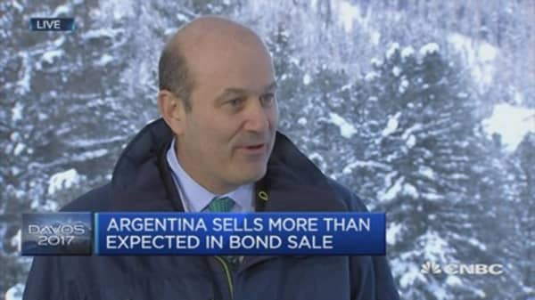 Argentina has had a fantastic turnaround: Central bank chairman