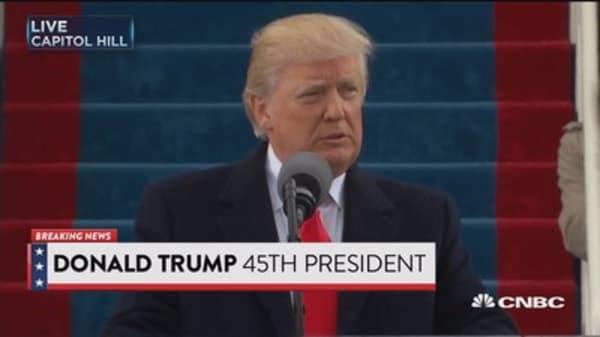 Trump: We will make America wealthy again