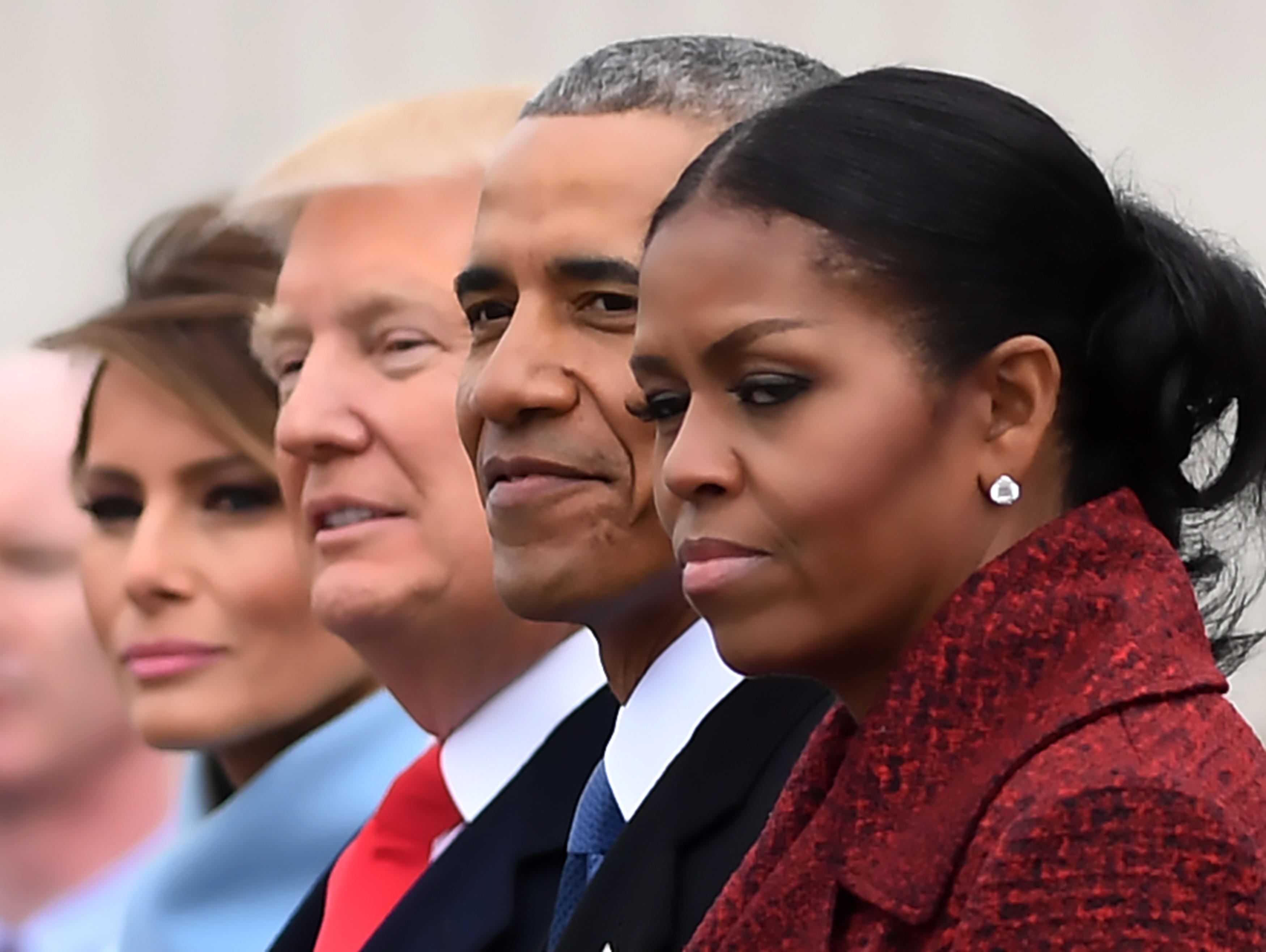 Michelle Obama Ill Never Forgive Trump For Birther Conspiracy Theory