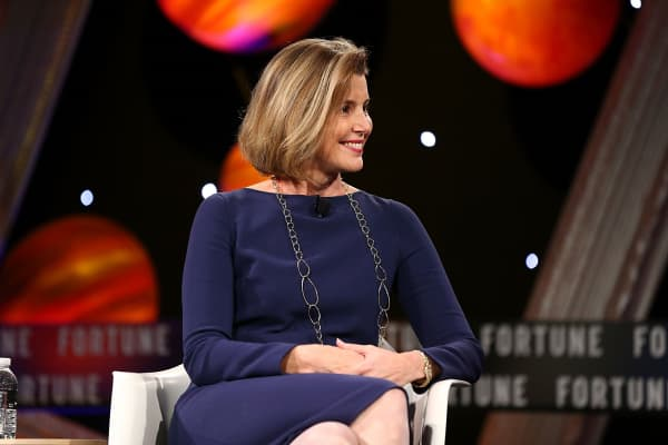 Sallie Krawcheck is the co-founder and CEO of Ellevest