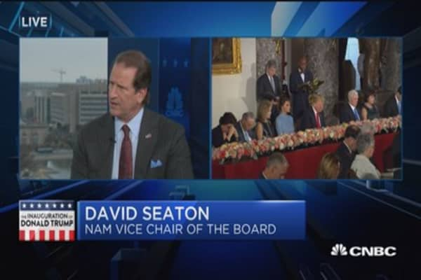 Seaton on infrastructure: No such thing as a 'shovel-ready' project