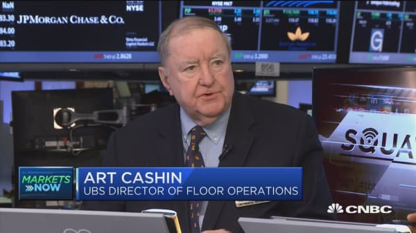 Cashin: Manufacturing meeting isn't what market's waiting to hear