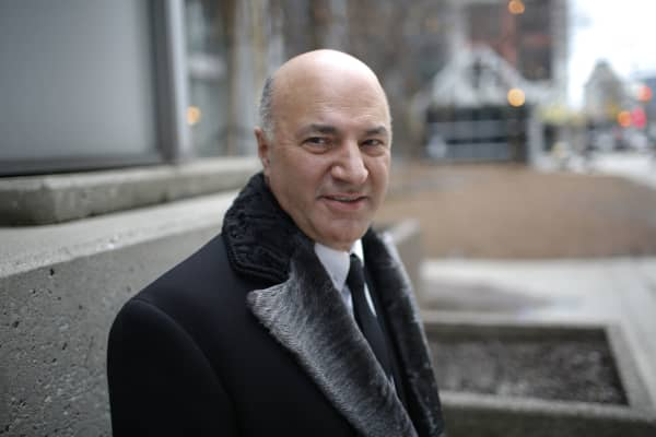 Kevin O'Leary says he has officially joined the Conservative leadership race. The businessman and reality television personality made the announcement on his Facebook page early Wednesday morning, in advance of a day of media interviews in Toronto.