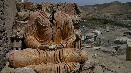 Mes Aynak, Afghanistan