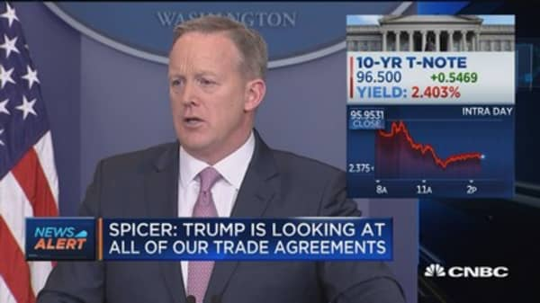 Spicer: Relationship with China not a 2-way street now