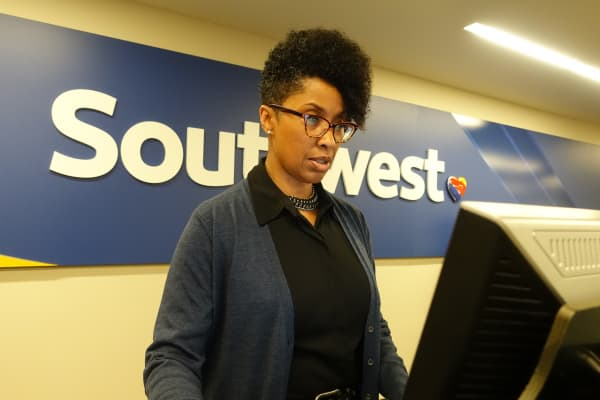 southwest airlines customer services