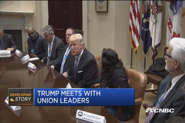 Trump: TPP wasn't the right way