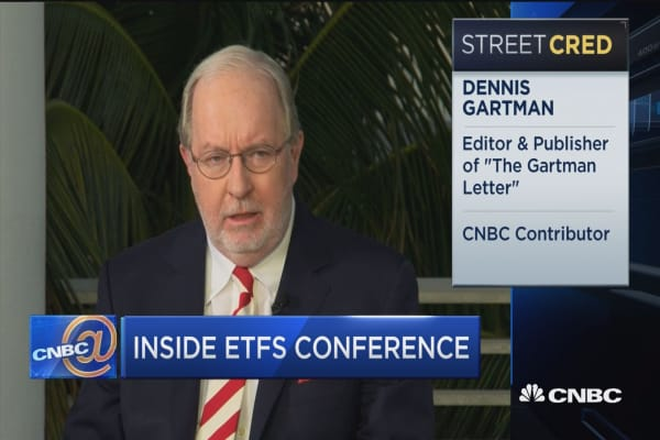 Gartman: Going to be better circumstance for gold than its been in number of years