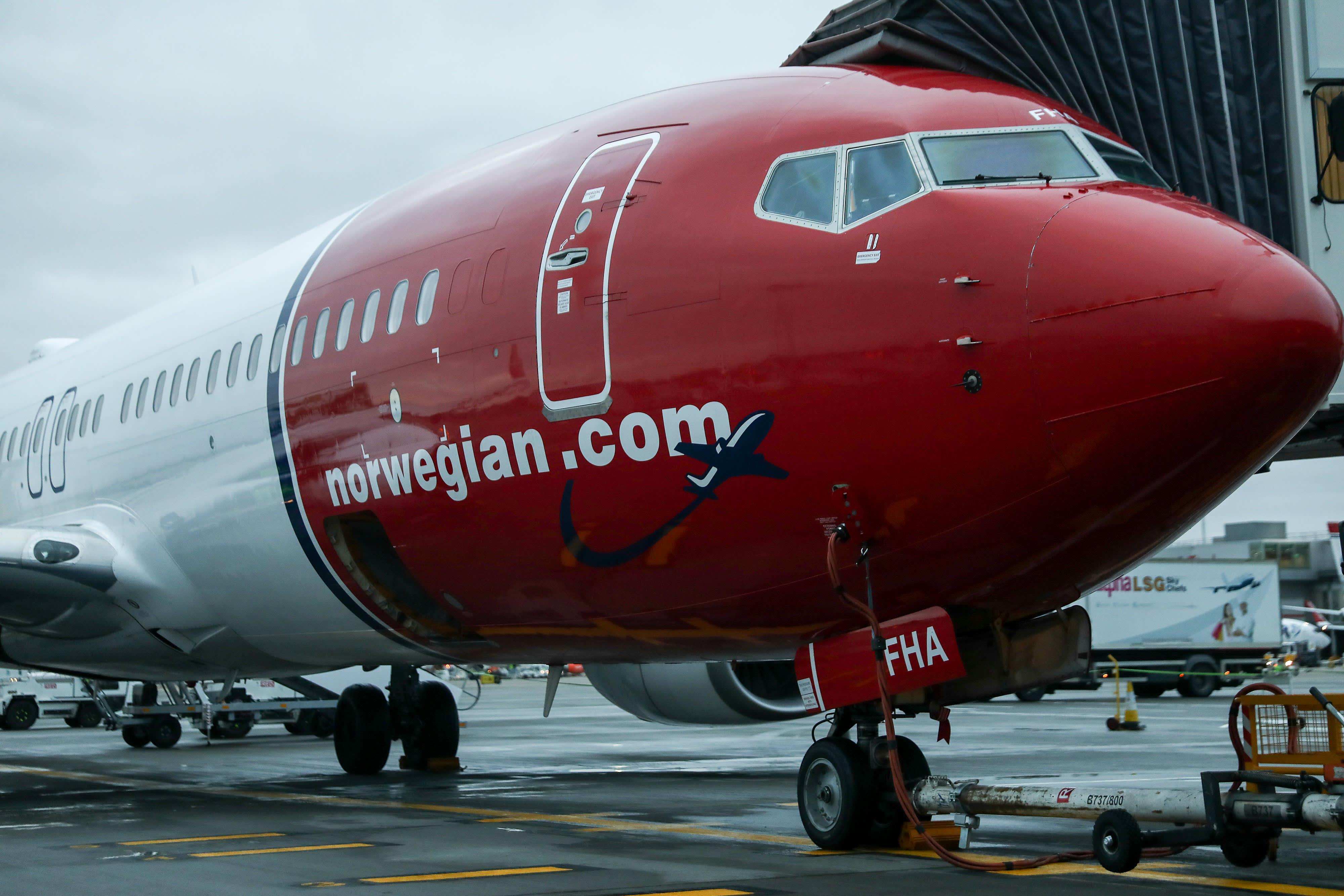 Resultado de imagen para Norwegian low cost