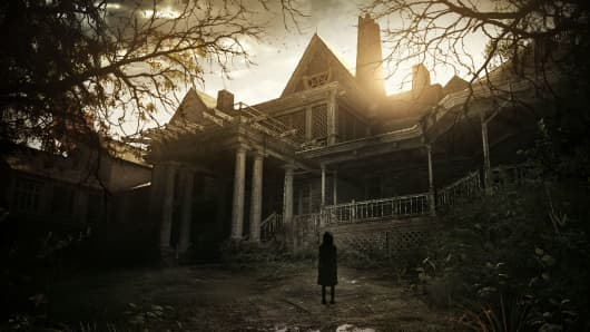 Resident Evil 7: Biohazard is a new direction for the franchise