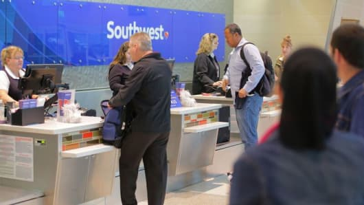 southwest airlines customer service