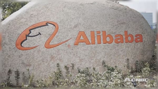 Alibaba's new focus is outside the world of e-commerce