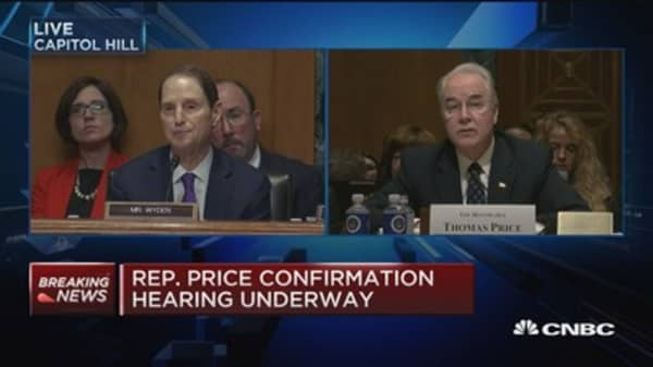 Rep. Price: Commit to keep patients at the center of health care
