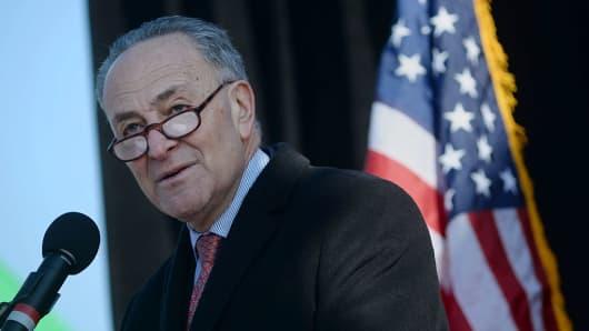U.S. Sen. Chuck Schumer