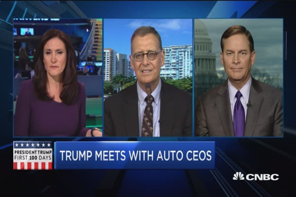 Ingrassia: Automakers being pressured heavily, in public