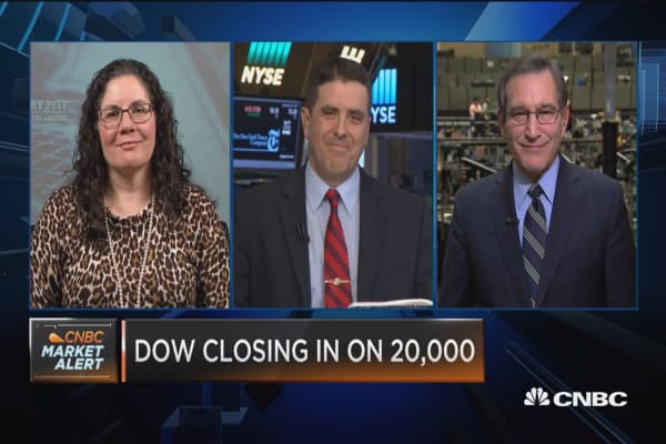 Closing Bell Exchange: Growth policies to help market
