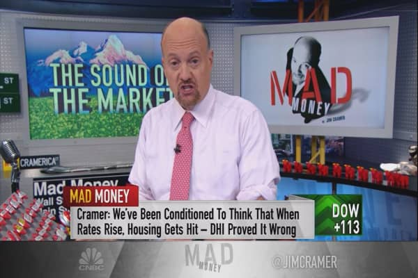 Cramer's 5 powerful themes that can skyrocket without Congress