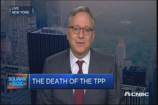 Trump has struck protectionist chord: Expert