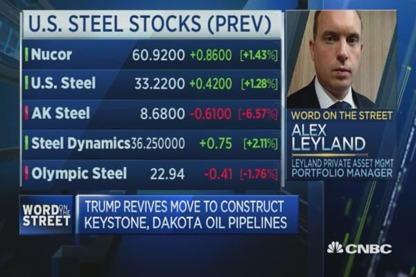Be careful on the type of steel stocks you buy: Expert