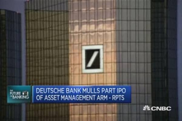 Deutsche bank tech ipo