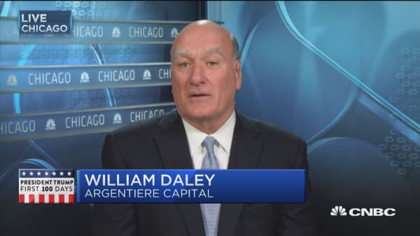 NAFTA can be improved but don't walk away: William Daley