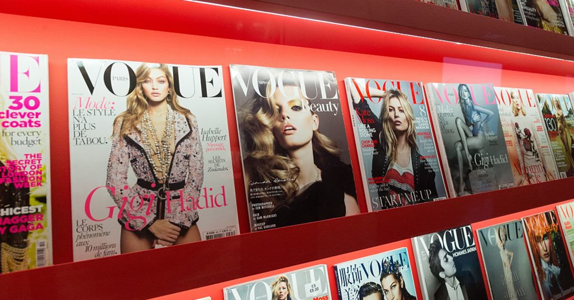 Conde Nast to launch Vogue Business for fashion industry execs
