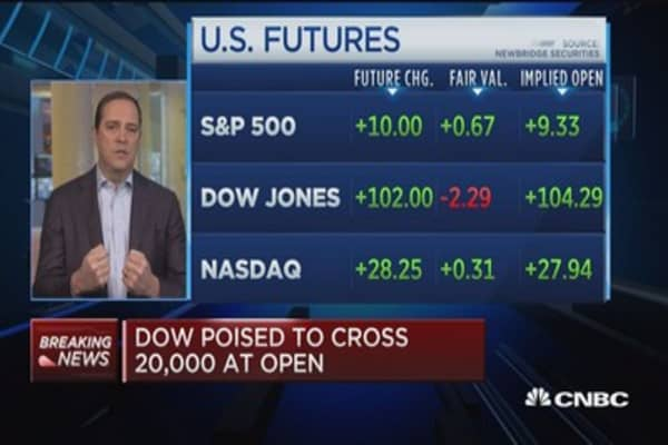 Cisco's Robbins: We will continue to leverage M&A ability