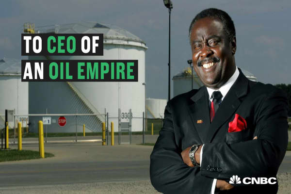 This Ohio janitor followed his passion and built a multimillion-dollar oil empire