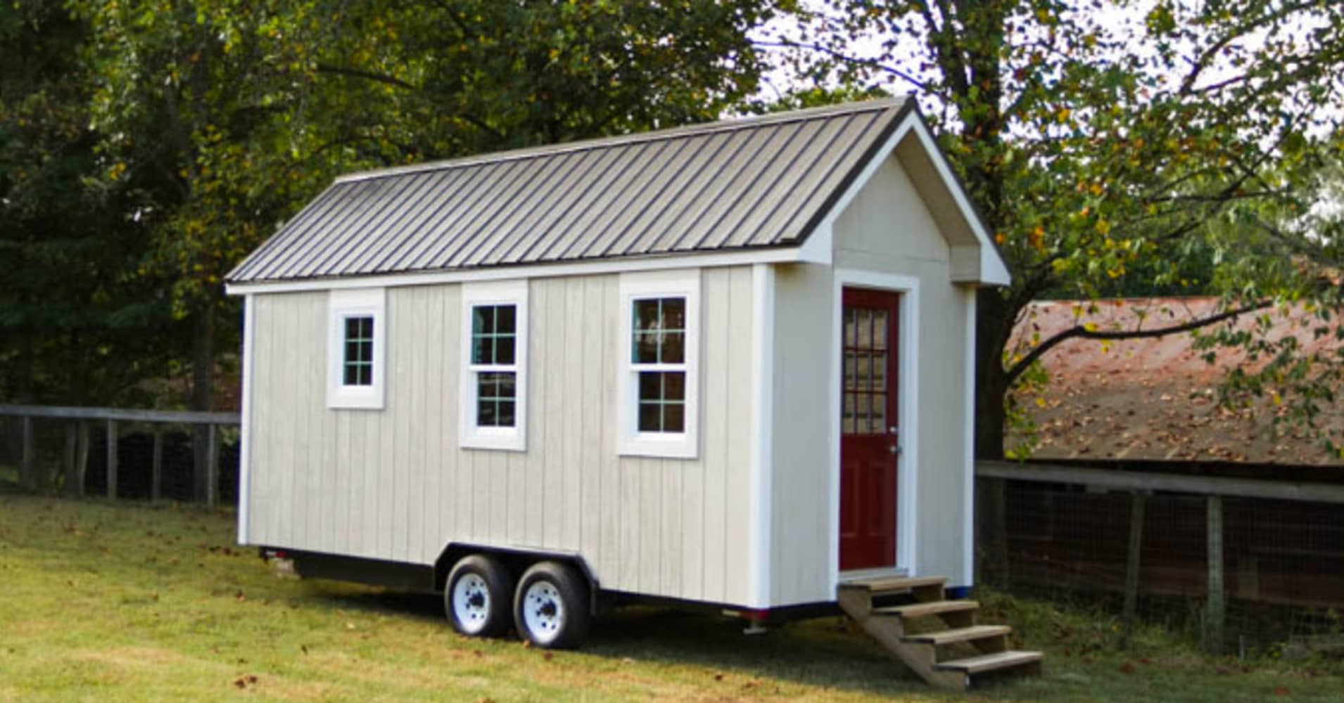 tiny houses grow in popularity yet drawbacks abound. Black Bedroom Furniture Sets. Home Design Ideas