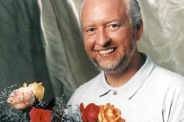 Jim McCann, founder and executive chairman of 1-800-Flowers.com before the company went public.
