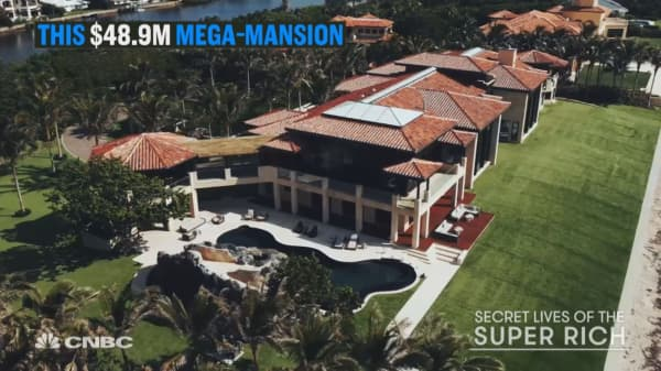 Check out the $48.9 million Florida estate owned by the CEO of Patron Tequila