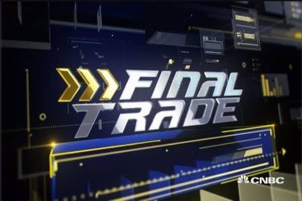Final Trade: MRVL, QCOM & more