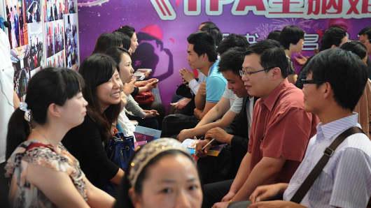 Speed dating shanghai 2012